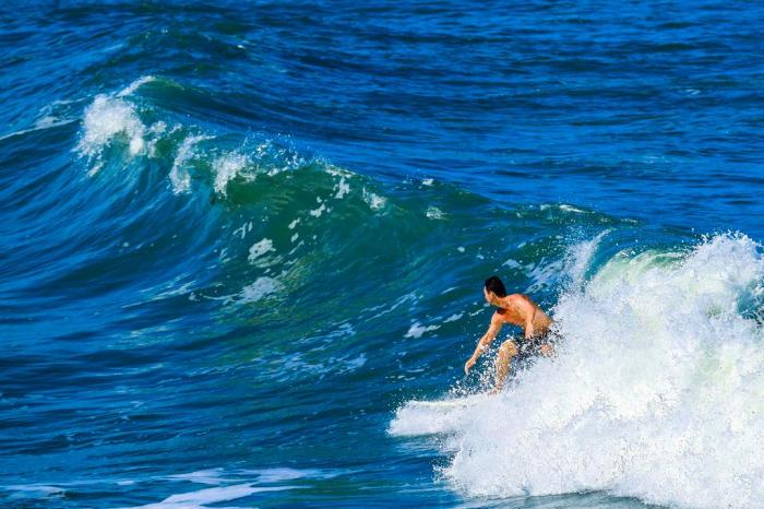 Sonhar com surfista